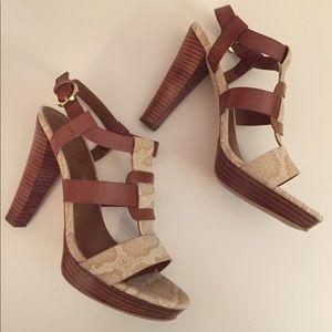 Franco Sarto high heel Sandals